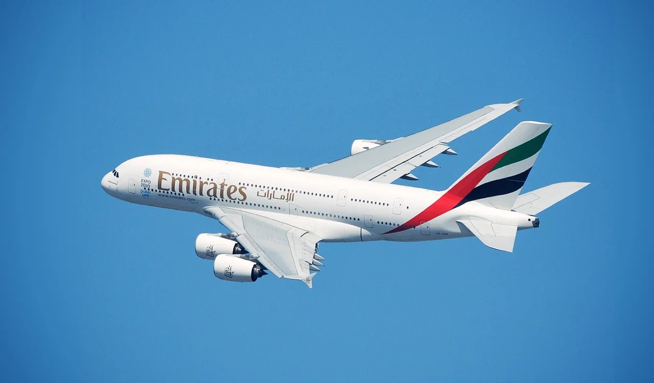 Emirates Makes Its Big Order for A380s Official