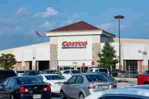 MOUNT LAURAL, NEW JERSEY, UNITED STATES - 2014/08/06: Costco wholesale club store. (Photo by John Greim/LightRocket via Getty Images)
