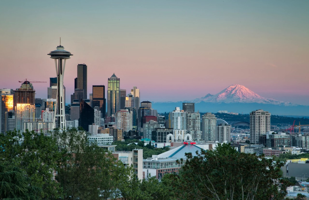 Delta Flash Sale: Fly to the Pacific Northwest From 11,000 SkyMiles Round-Trip