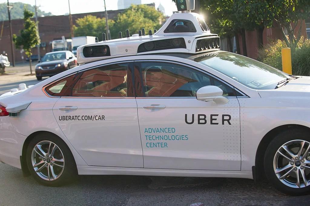 officials release video of self driving uber fatal crash. Black Bedroom Furniture Sets. Home Design Ideas