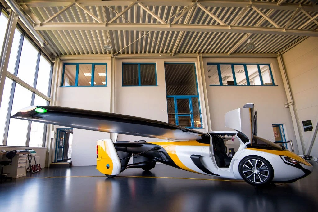You Can Now Take an Online Course in Flying Cars