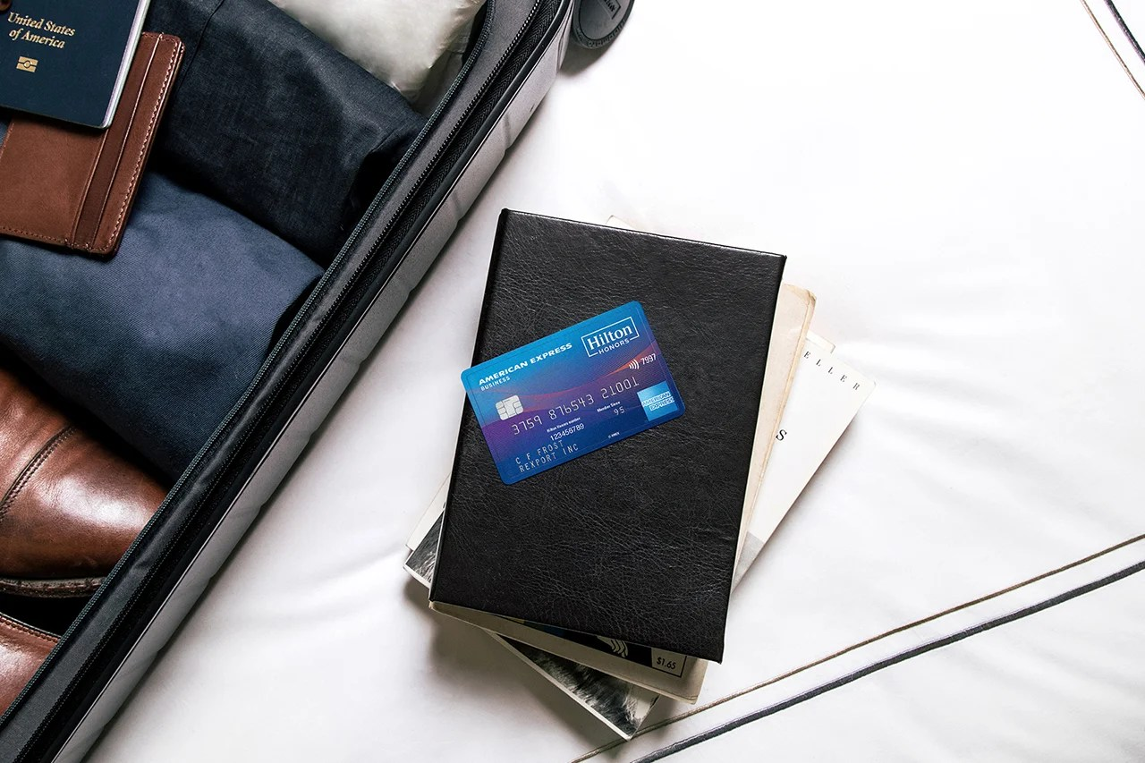 New Hilton Amex Cards Launch With Bonuses of up to 100k Points