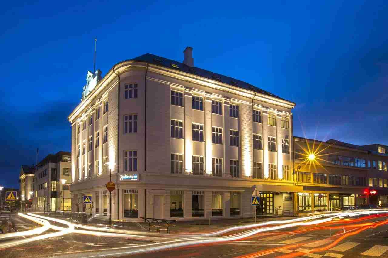 The Radisson Blu 1919 Hotel. Photo courtesy of Carlson Rezidor.