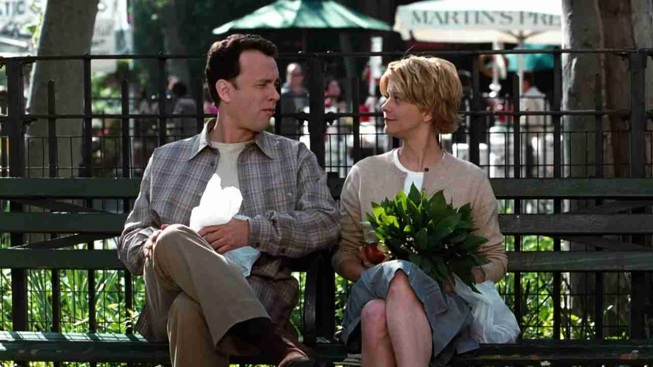 "Tom Hanks and Meg Ryan in ""You"