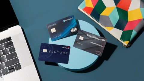 Comparing the best fixed value point credit cards capital one venture barclaycard arrival plus bank of america preferred premium rewards reheart Images
