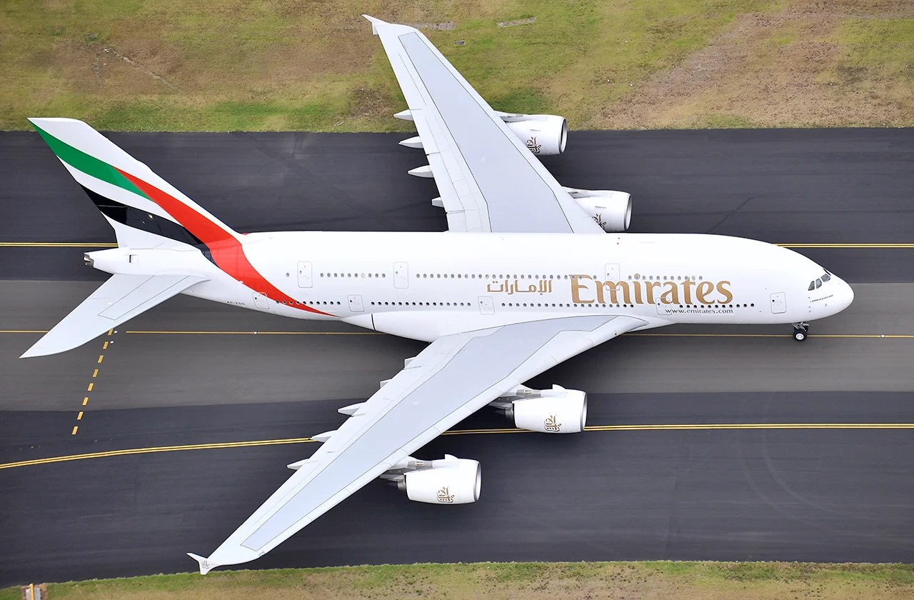 Emirates CEO explains why other airlines have struggled to make the A380 work