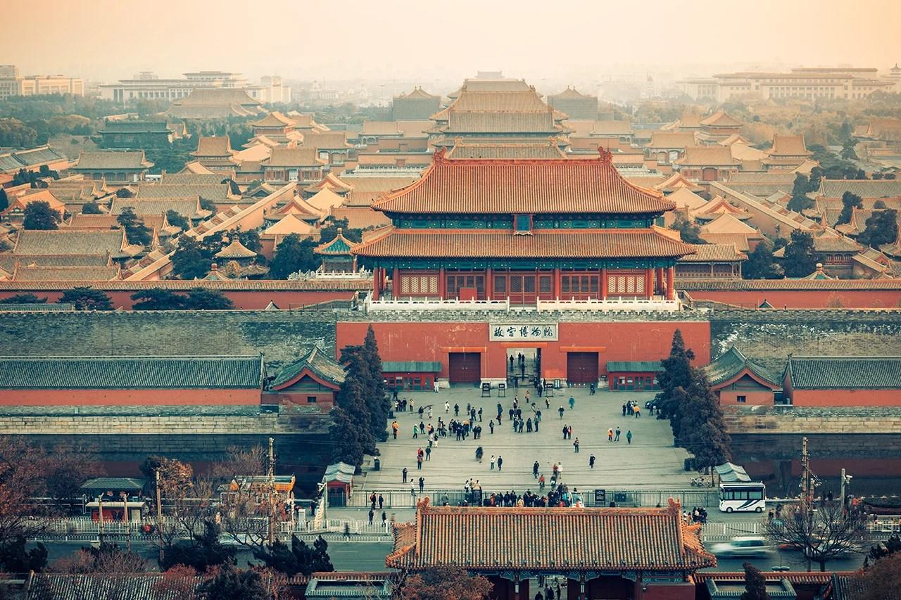 A Glimpse Inside Beijing S Forbidden City