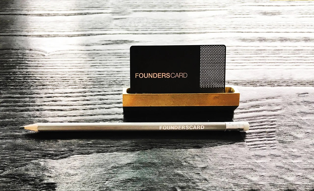 Maximize FoundersCard Membership in 2018