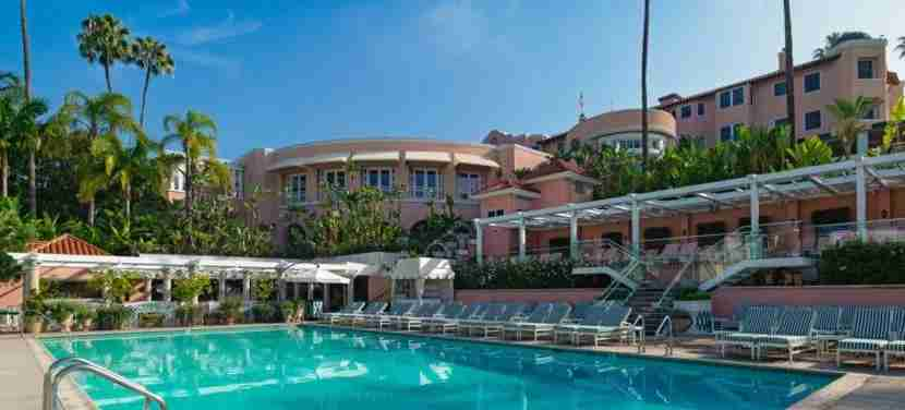 The Beverly Hills Hotel has attracted A-list names to its 90210 zip code for more than a century. Photo courtesy of The Beverly Hills Hotel.
