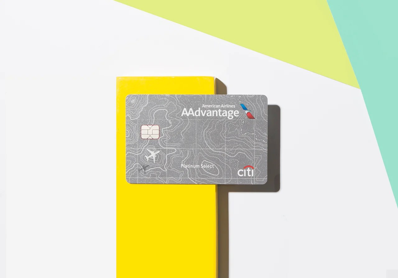 Citibank AAdvantage Platinum: 60k Bonus Miles, Business Card at 70k