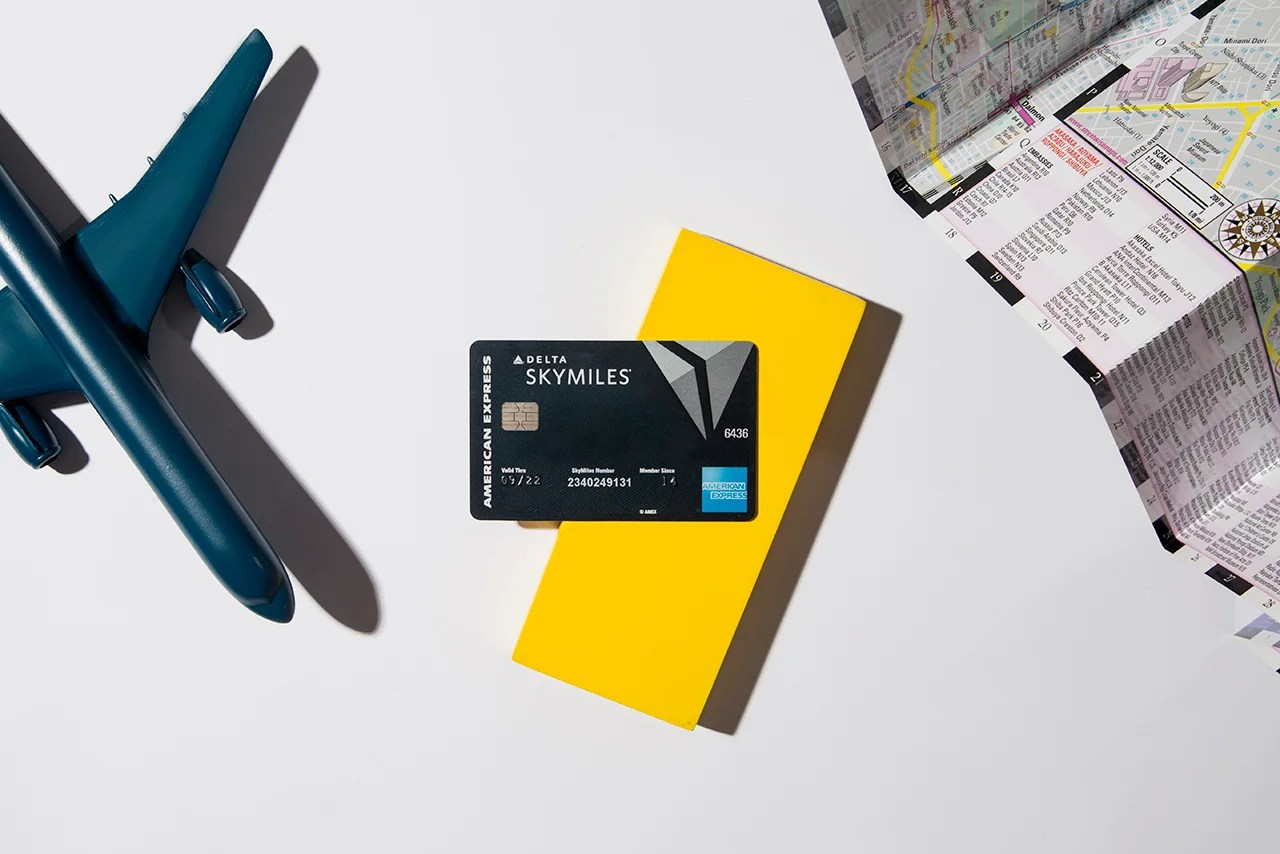 No Annual Fee Blue Delta Skymiles Credit Card From Amex