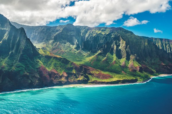 Hawaii High Resolution Desktop Background