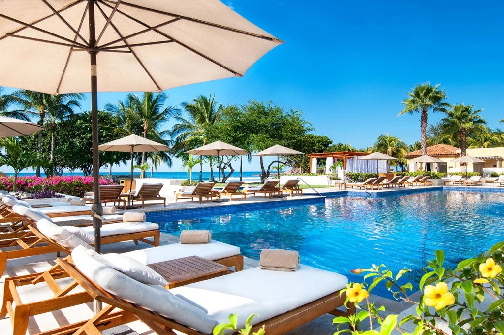 The St. Regis Punta Mita Resort (Photo courtesy Starwood Hotels & Resorts)