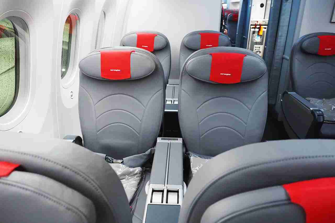 Norwegian 787-9 new Premium