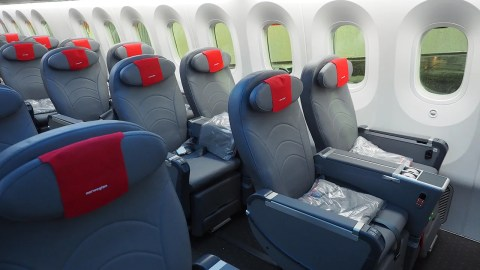 A Tighter Squeeze But Still A Great Ride Norwegian 787 9 Premium London Buenos Aires