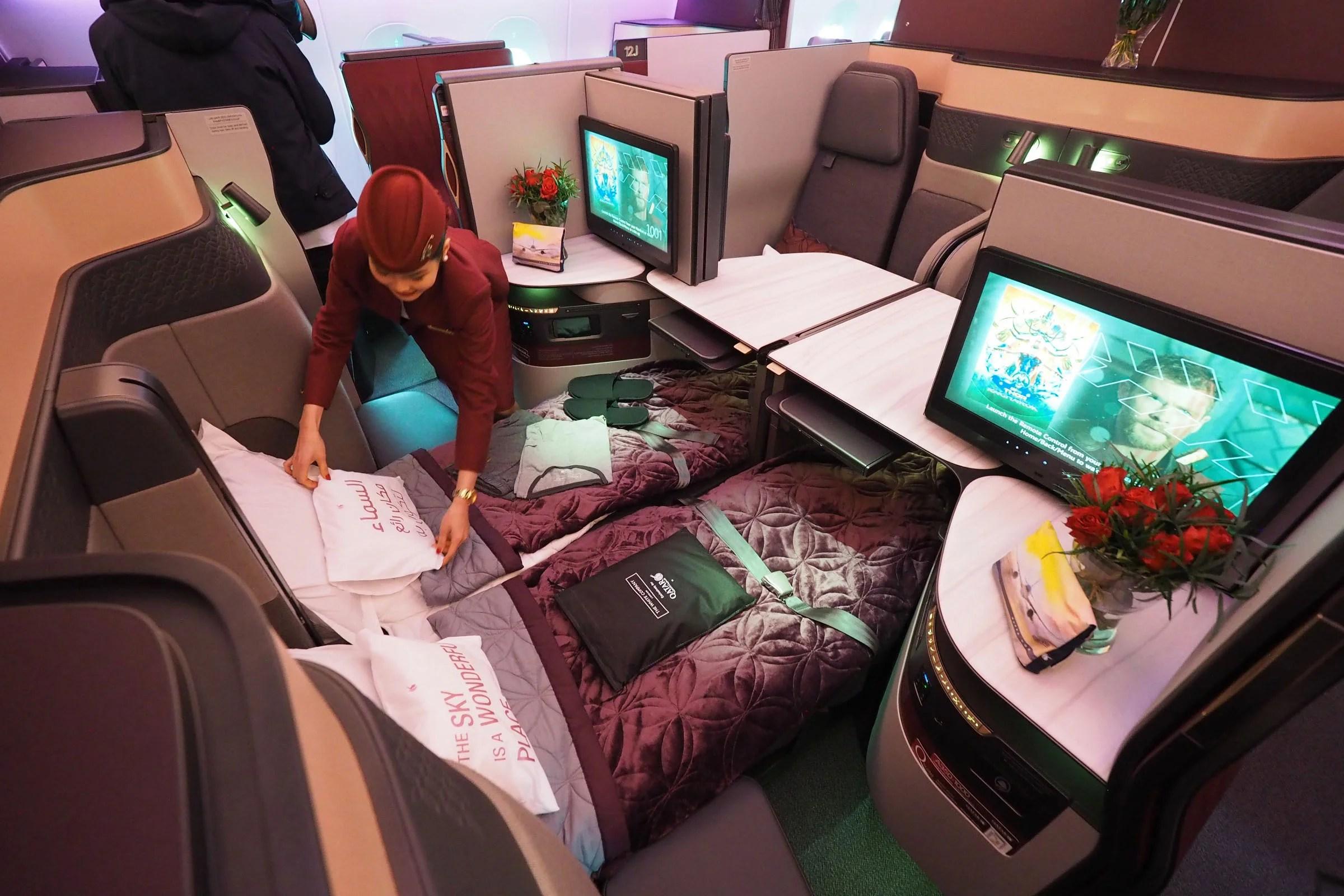 Qatar Airways Adds World's Best Business Class to Cape Town