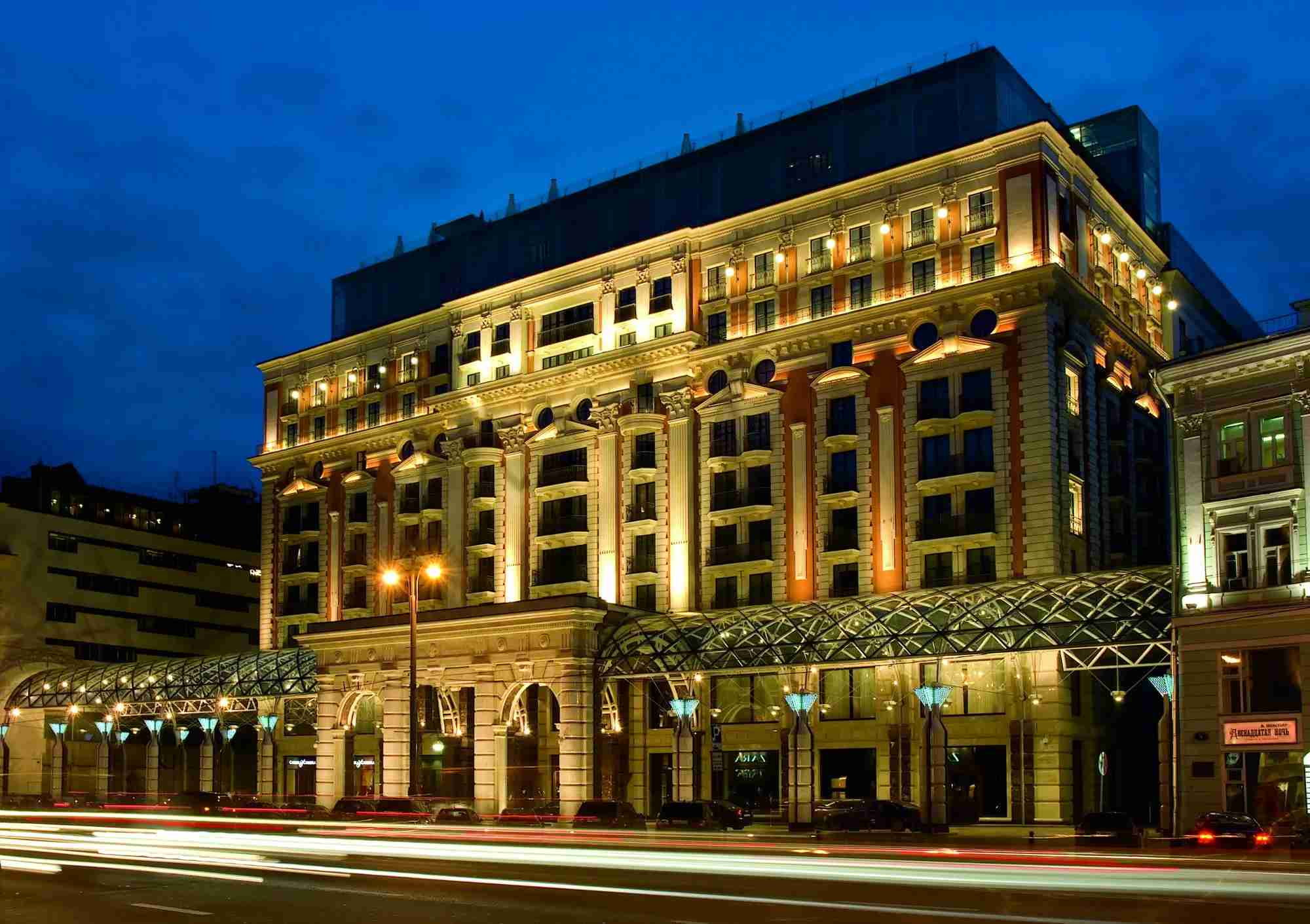 Hopefully paid and award availability will open up at hotels like the Ritz-Carlton, Moscow. Photo courtesy of Ritz-Carlton.