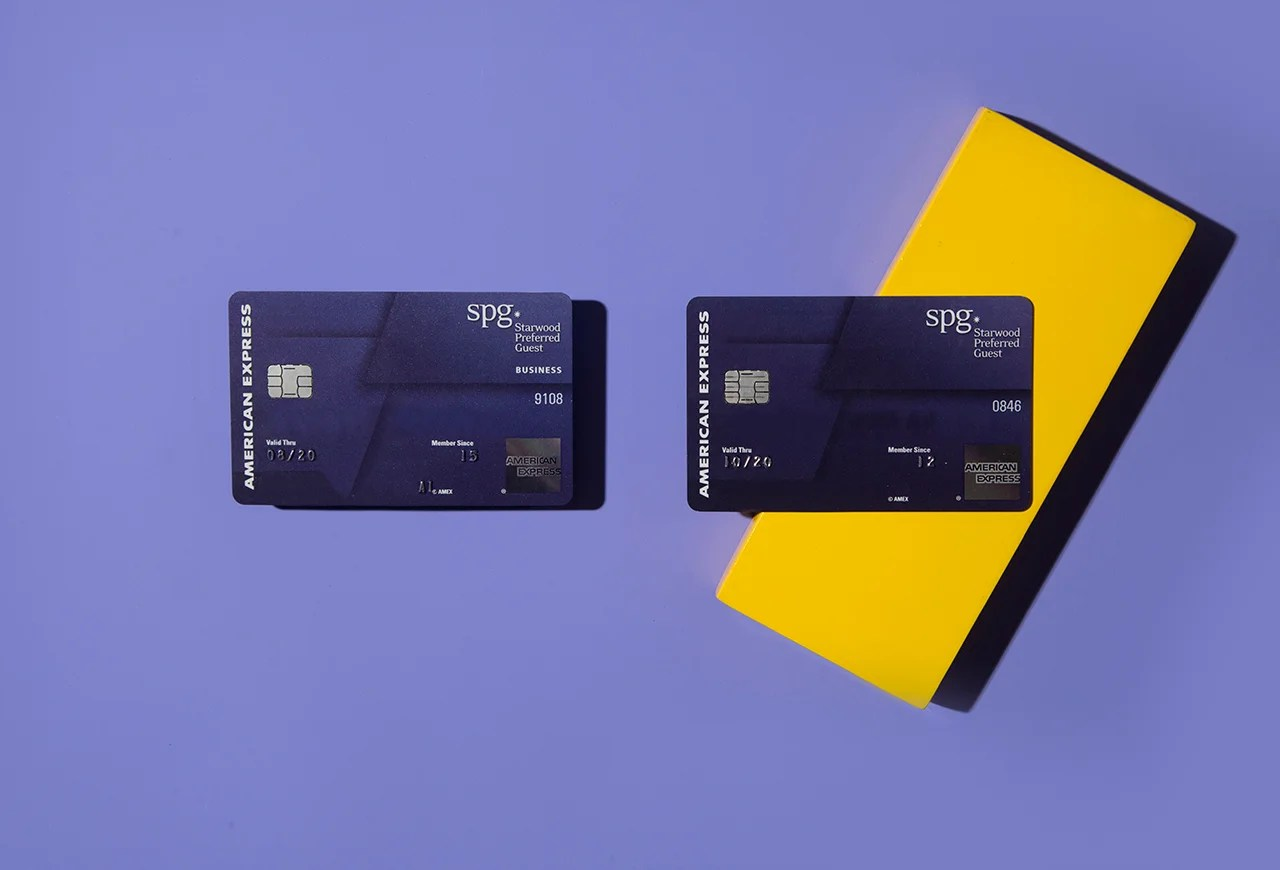 SPG Amex Cards Relaunch With Up to 100,000 Marriott Bonus Points