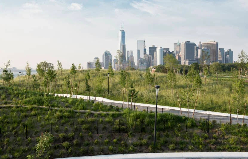 New York City's Governors Island is Getting a Glamping