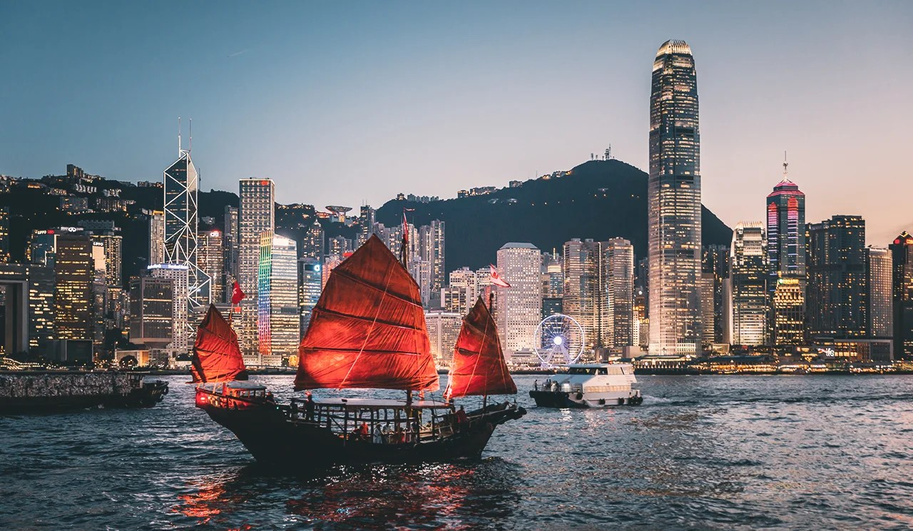 Deal Alert: Nonstop Flights Available Nationwide to Hong Kong From $510 Round-Trip