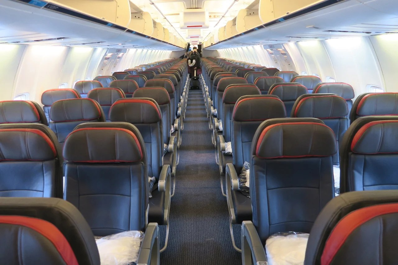 A Review Of American Airlines 757 200 Main Cabin Extra