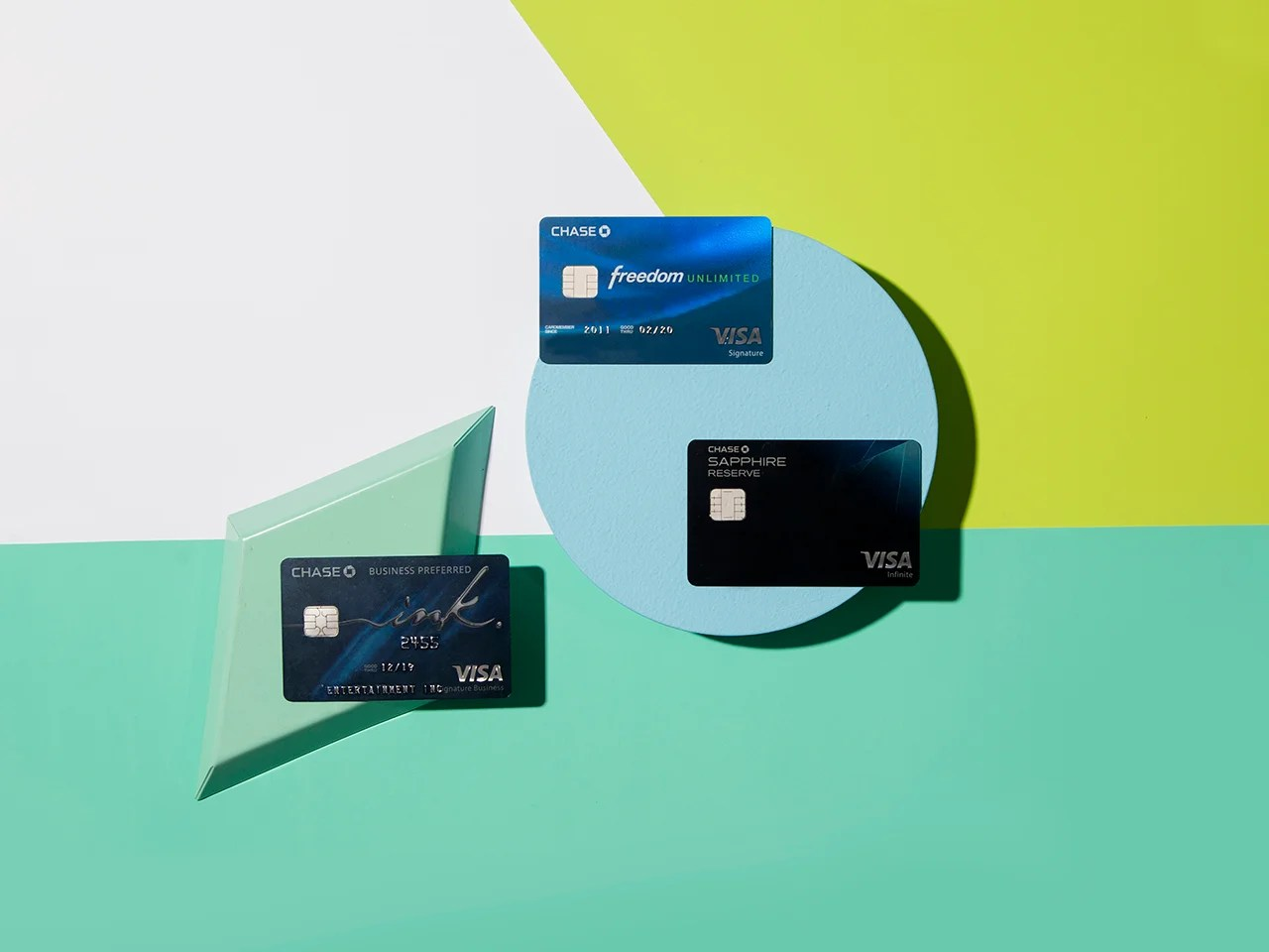The power of the Chase Trifecta: Sapphire Reserve, Ink Preferred and Freedom Unlimited