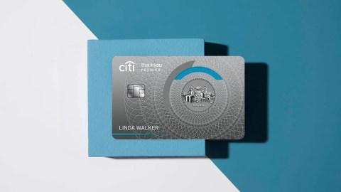 citi premier thankyou card benefits