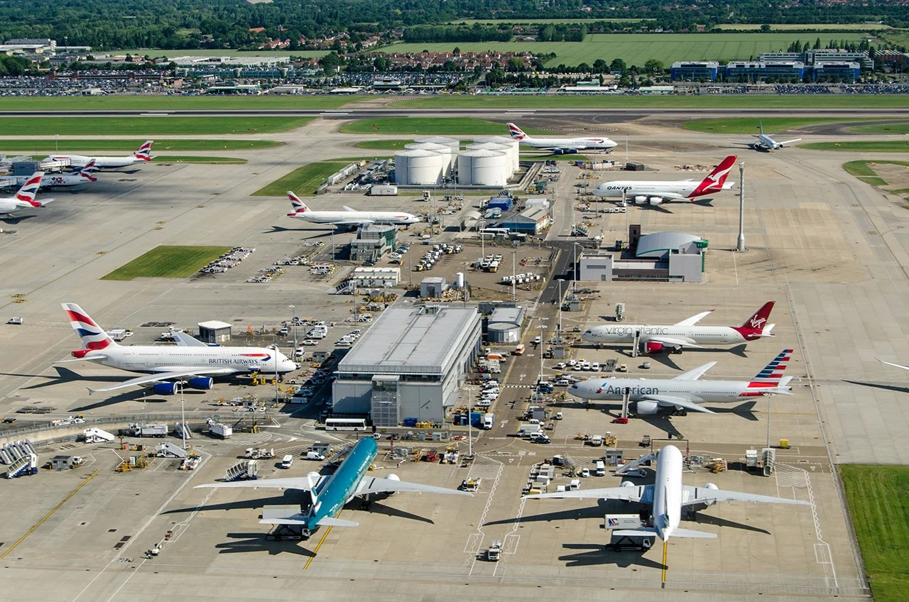 A Guide On Connecting Between Terminals At Heathrow Airport