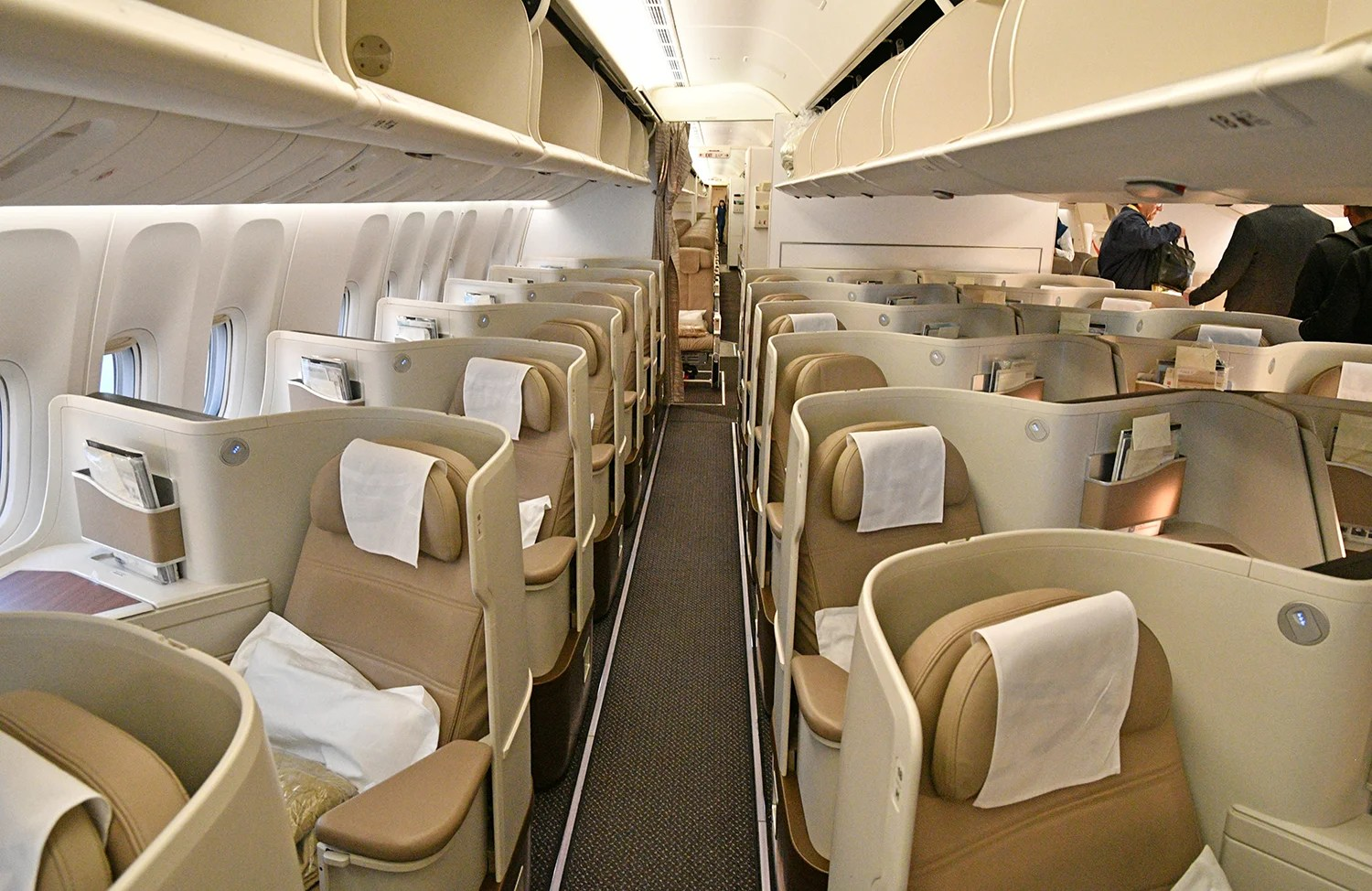 JFK to Dubai Without the Bling: Saudia's Disappointing