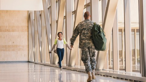Amex Platinum Military Benefits | Annual Fee Waived - The