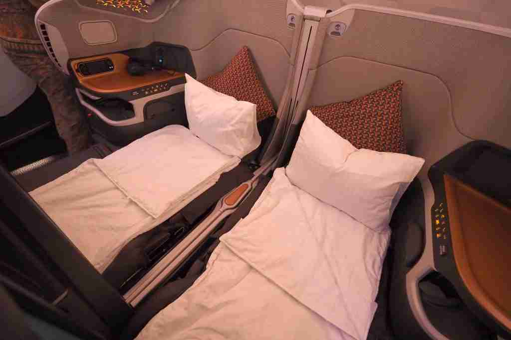 Enjoy fancy and family-friendly flying on Singapore Airlines