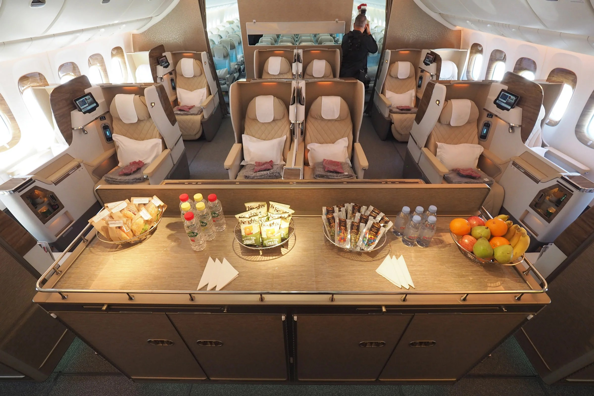 Fly This Not That Comparing Emirates 4 Business Class Seats