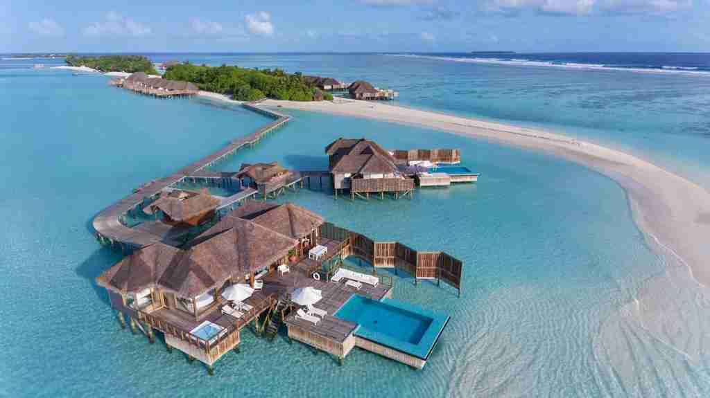 (Photo courtesy Hilton Conrad Maldives)