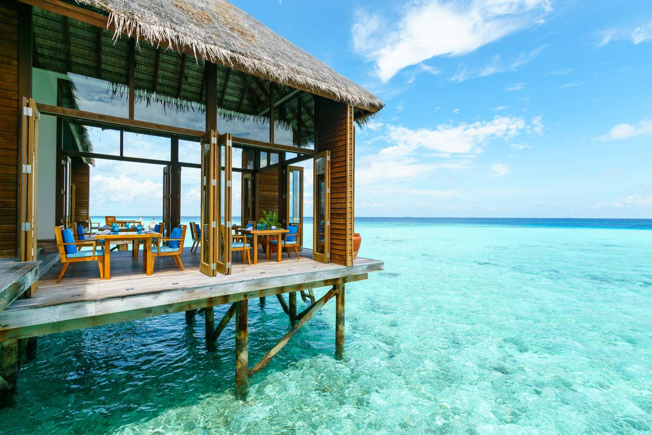 Some TPG Lounge members used points and miles to plan a dream trip to the Maldives. (Photo of the Conrad Maldives courtesy of Hilton)