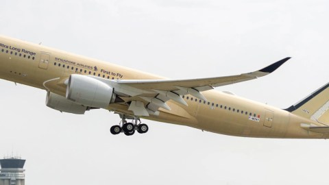 Airbus A350 ULR, The Longest-Range Plane, Makes First Flight