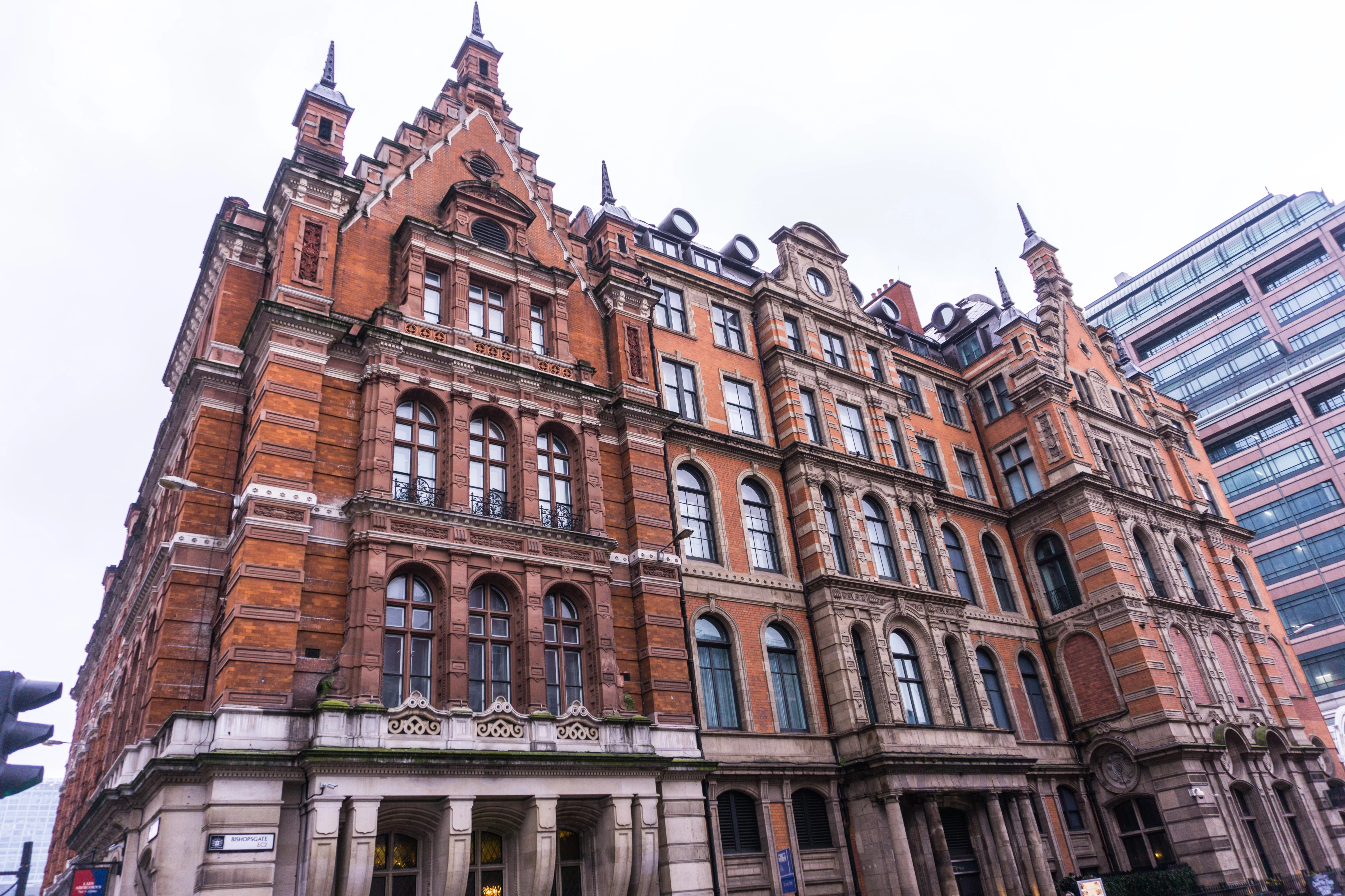 Hotel Review Andaz London Liverpool Street