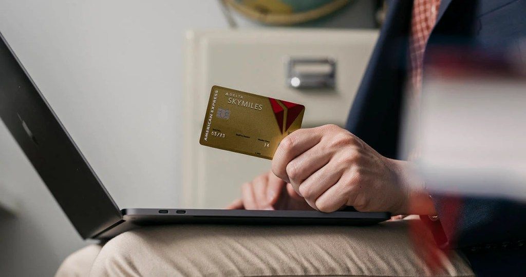 Earn up to 70000 bonus skymiles with these delta offers finally if you just want a basic delta card both the personal gold delta skymiles credit card from american express and the gold delta skymiles business colourmoves