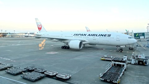 Review: Japan Airlines (777-300ER) Business Class From LA to