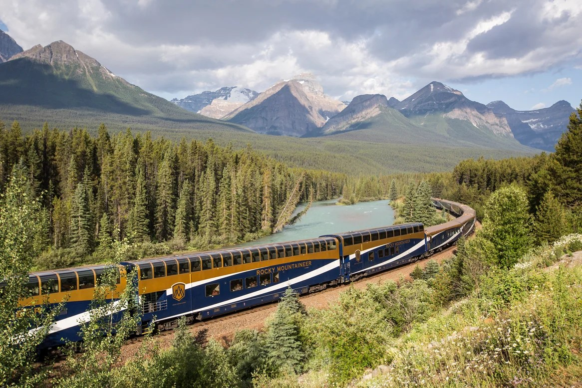 Rocky Mountaineer Train Gets 4 New Routes For 2019