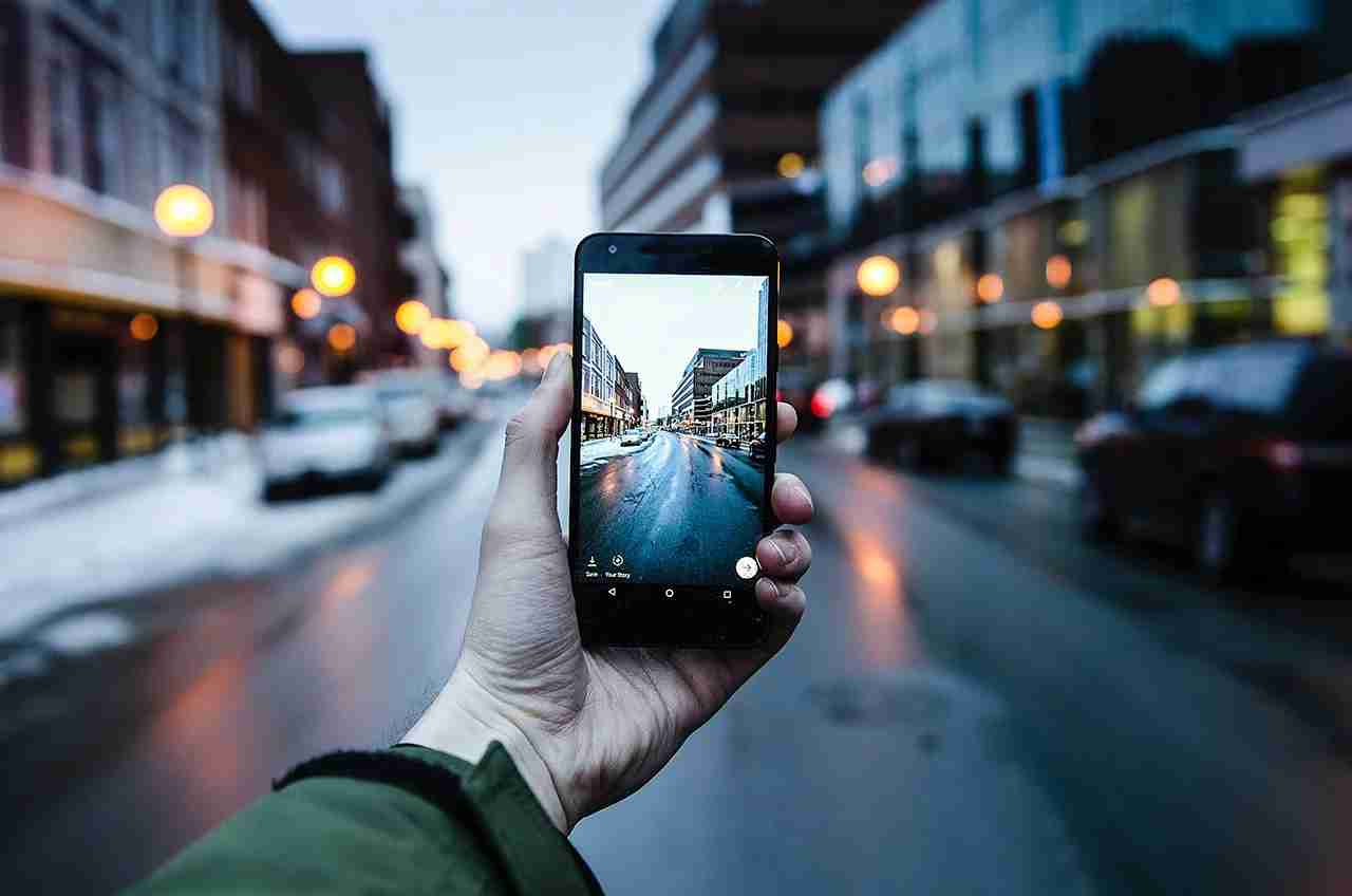 Cell phone insurance can save your — and your company — money in case of accident or theft. (Photo by Zach Meaney on Unsplash)