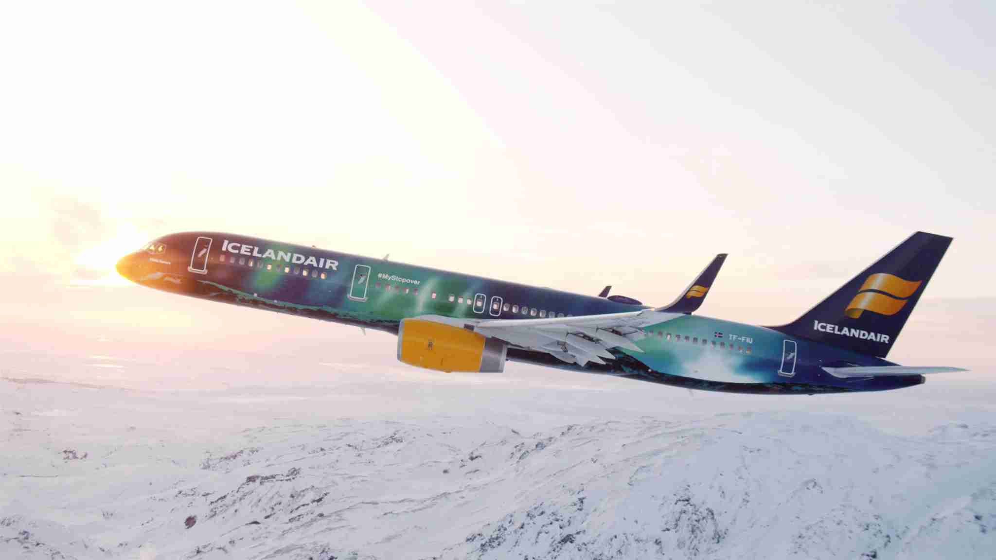 Photo courtesy of Icelandair