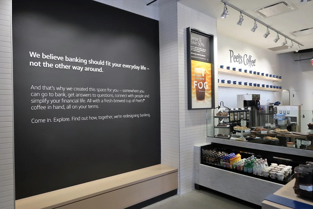 Tip: Get Half-Off Your Caffeine Fix at a Capital One Cafe