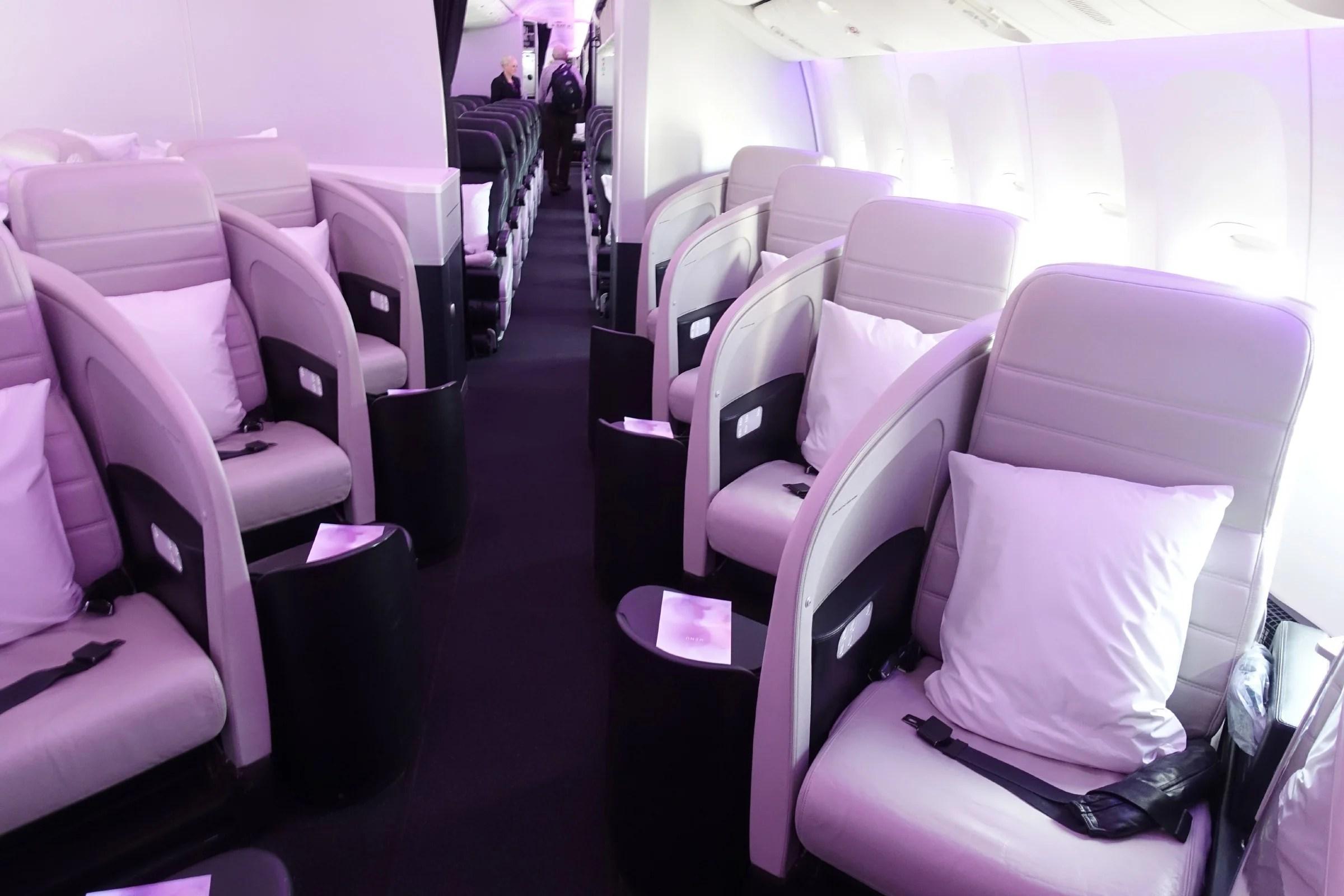 Deal Alert: Rare Air New Zealand Business Class Award Space From Just 49,000 Points Each Way