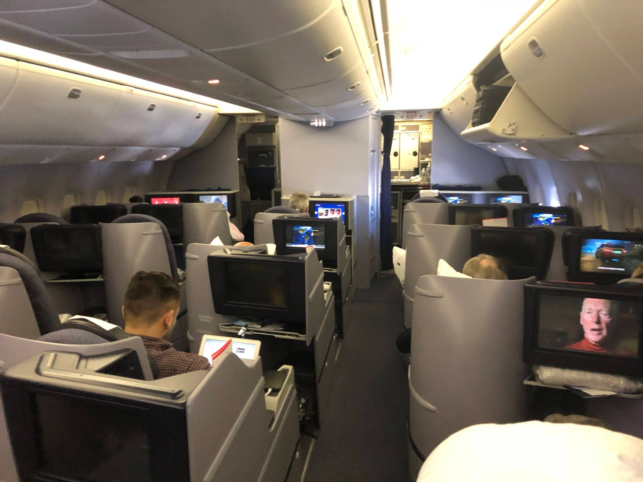 Review: United (767-400ER) Polaris Business From London to NYC
