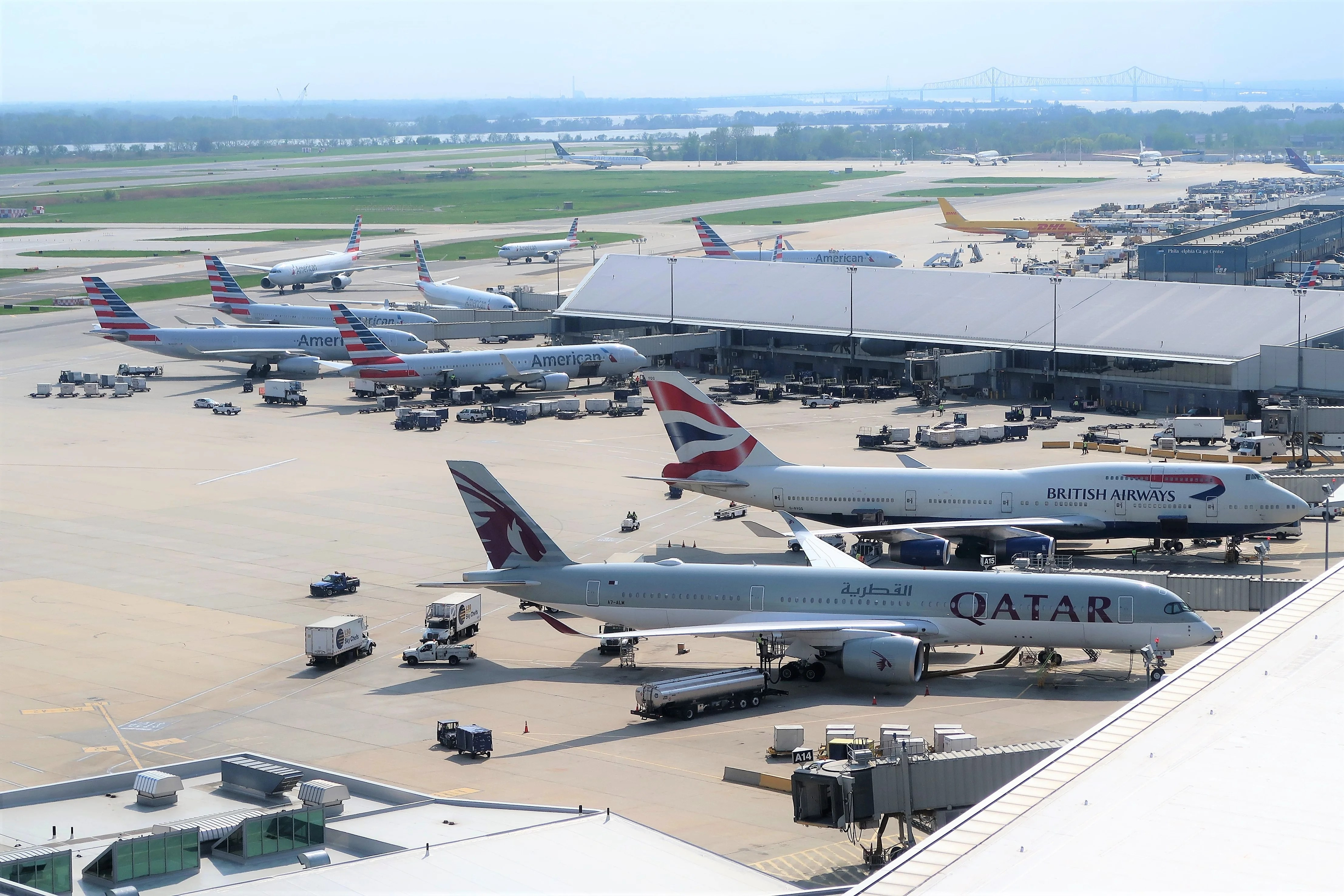 How Aa Is Handling Gate Overcrowding With A Unique Solution