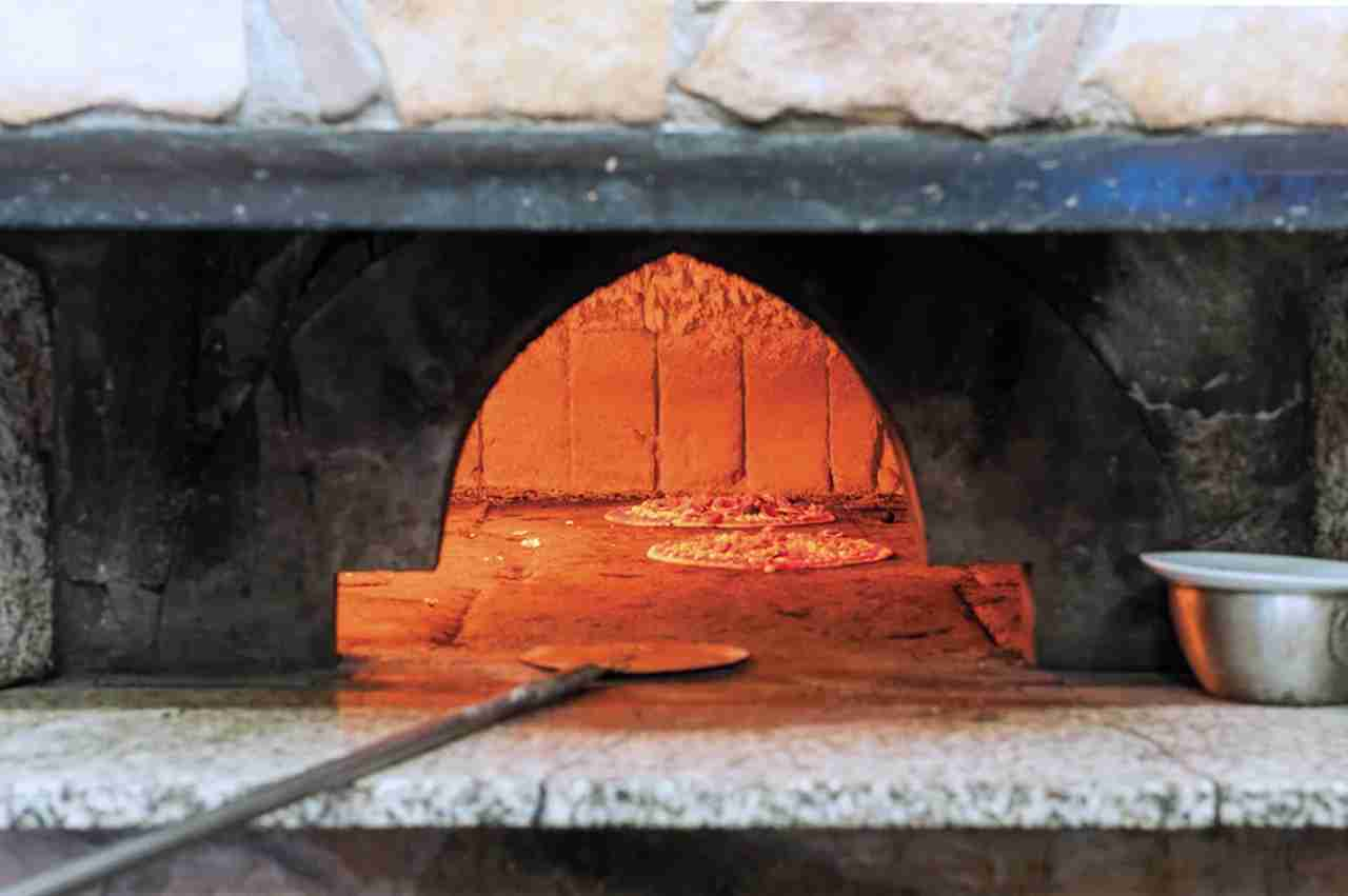 Pizzeria IVO a Trastevere, Rome, Italy. (Photo courtesy of Pizzeria IVO)