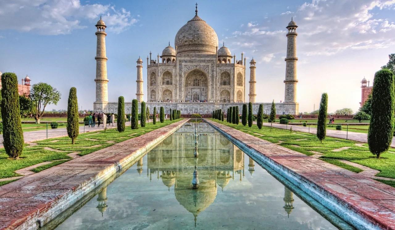 Taj Mahal Is Turning Yellowish Green Because Of Pollution