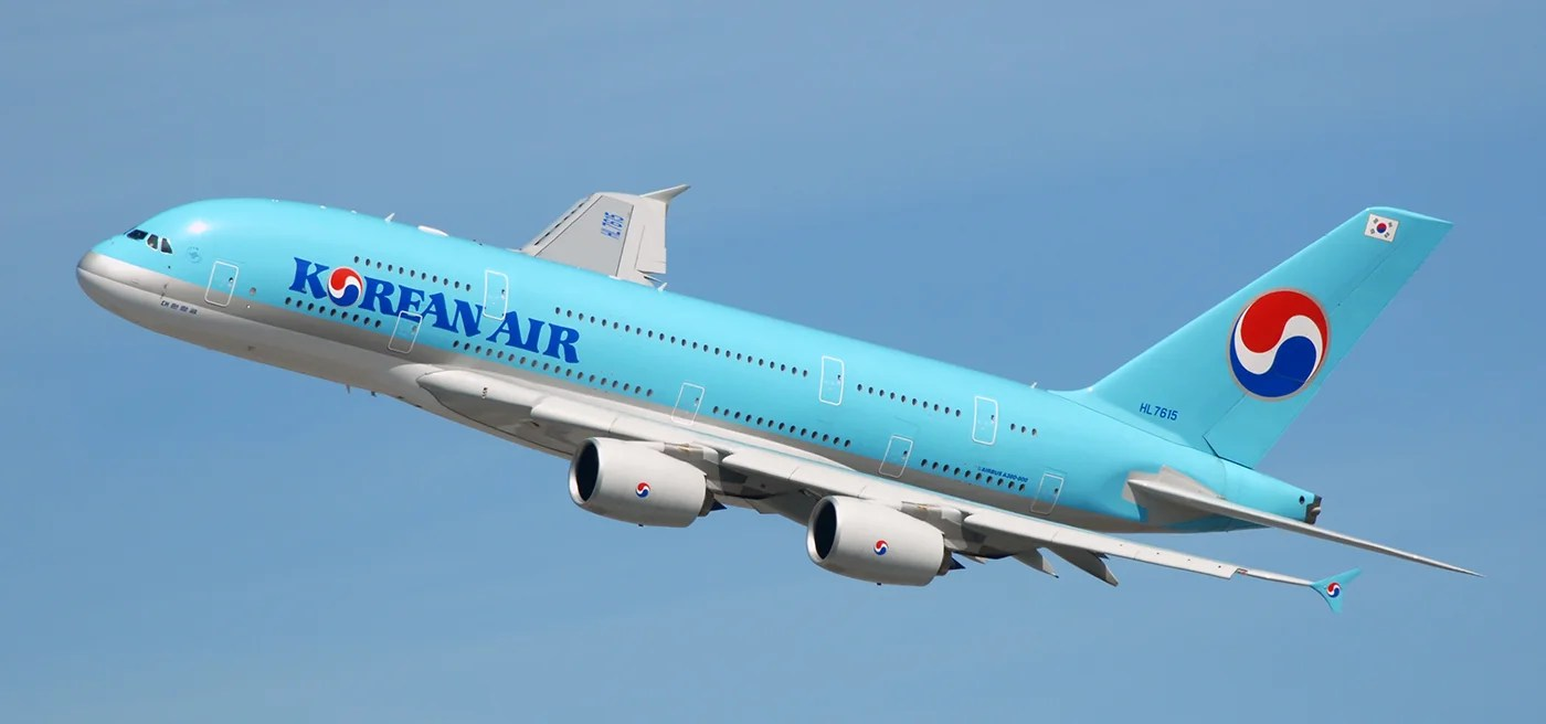 Unruly Korean Air Passenger Breaks Part of Plane Window During Descent