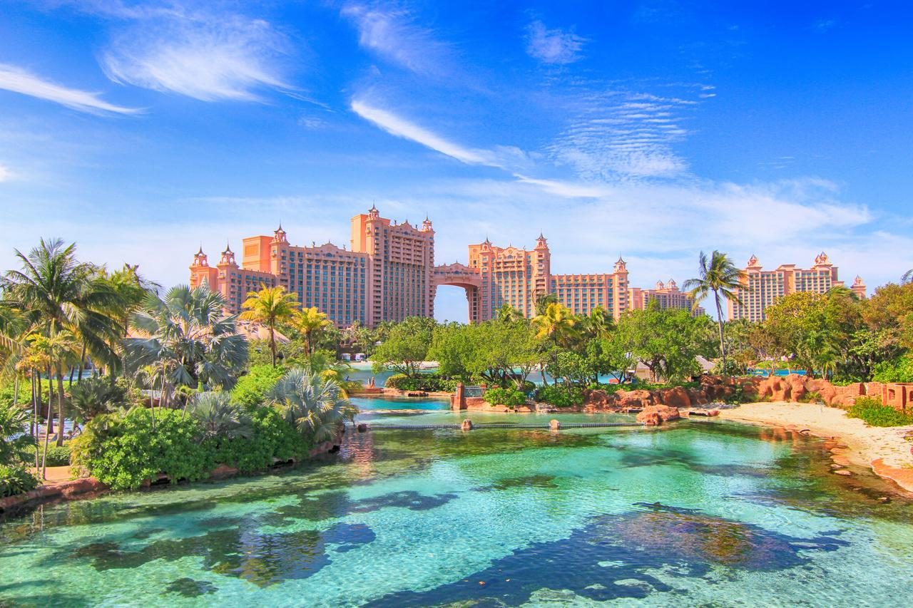 (Photo courtesy of The Atlantis courtesy of the hotel.)