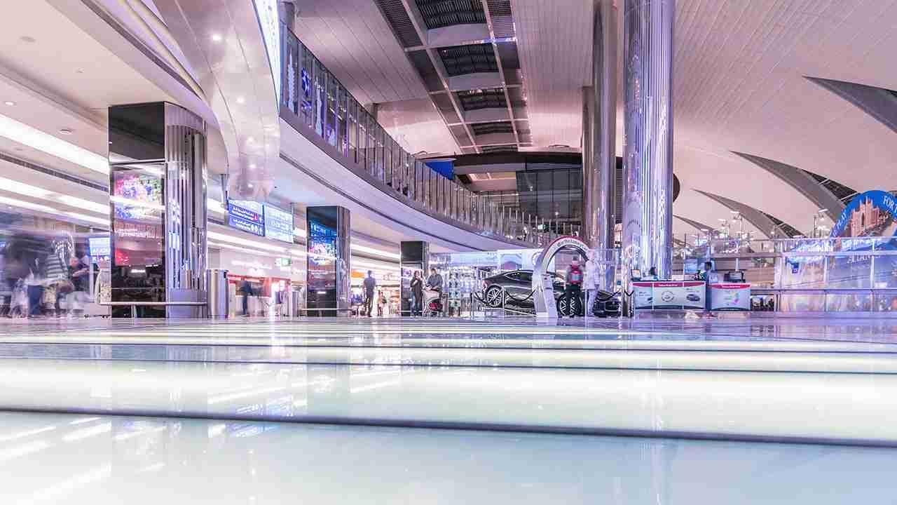 Dubai International Airpor. (Photo by Murmakova / Getty Images)